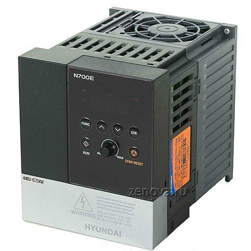 Частотный преобразователь (инвертор) Hyundai N700E_015SF