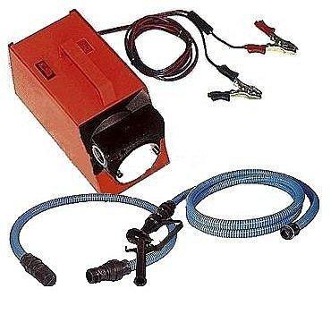 Самовсасывающий насос для дизельного топлива Bonezzi Bonezzy 228 DC