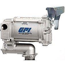 Самовсасывающий взрывозащищенный насос для бензина и авиакеросина GPI EZ-8