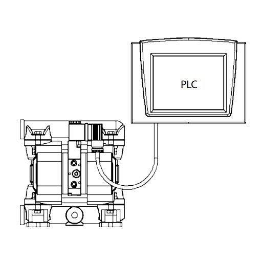 Подключение соленоидного клапана к насосу Duotek