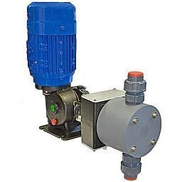 Плунжерный насос дозатор Seko Spring PS2E064A31