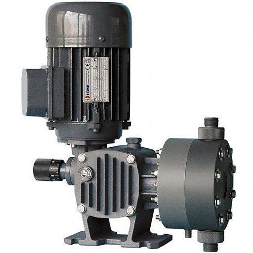 Мембранный дозировочный насос с электродвигателем Etatron ST-D AD0016CA00100