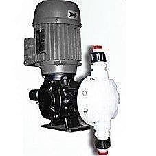 Мембранный дозировочный насос с электродвигателем Injecta Taurus TM02064A