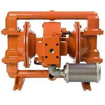 Пневматический насос высокого давления Wilden H38/3200D/AAP/PU/SS/SBN