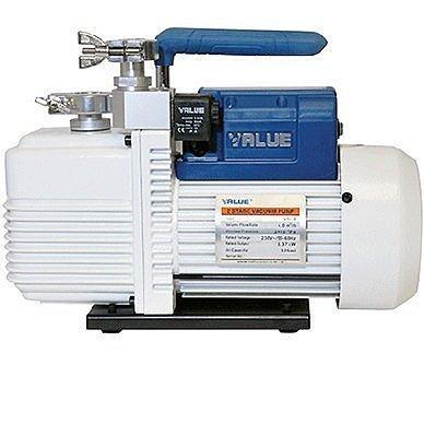 Двухступенчатый пластинчато-роторный вакуумный насос Value VRI-4
