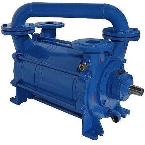 Двухступенчатый водокольцевой вакуумный насос Ангара GMP 250/200